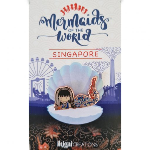Mermaid of Singapore