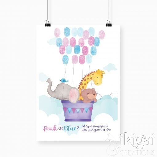 PERSONALISED WATERCOLOUR DINOSAURS THEMED BIRTHDAY GUEST BOOK