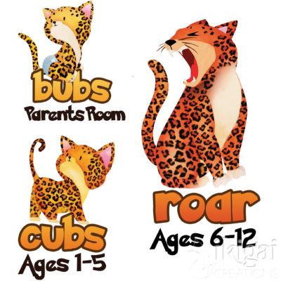 Bubs Cubs & Roar