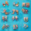 Zodiac Mini Mermies - Complete Set of 24A
