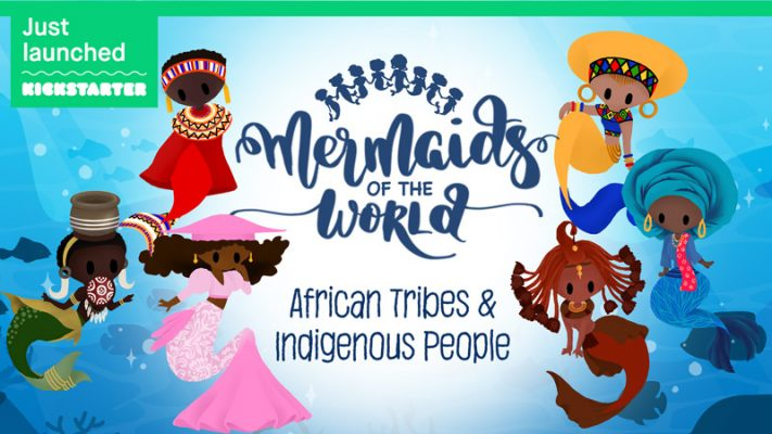 Mermaids of the World - Kickstarter Just Launched