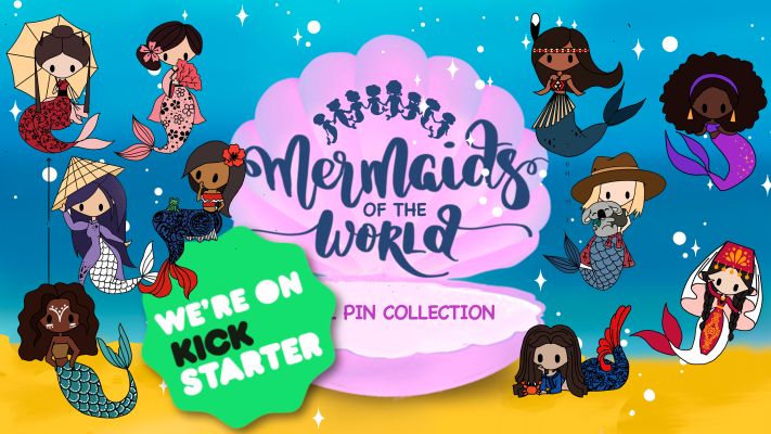Mermaids of the World Kickstarter