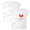 Cancer Zodiac Mermaid Tshirt Front & Back