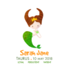 Personalised Taurus Mermaids Print