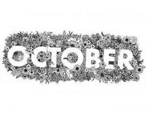 October Florals